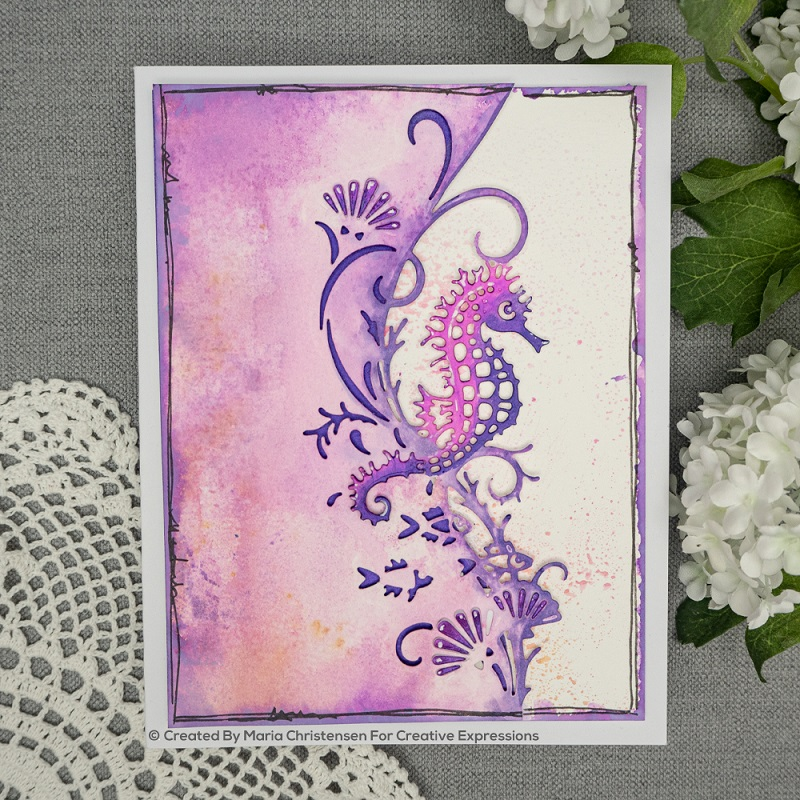 Creative Expressions - 6 new Paper Cuts edger dies