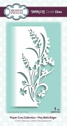 Creative Expressions - Die - Paper Cuts May Bells Edger
