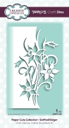 Creative Expressions - Die - Paper Cuts Daffodil Edger