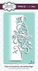 Creative Expressions - Die - Paper Cuts Bumble Bee Edger
