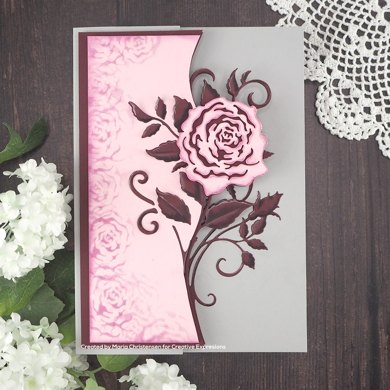 Creative Expressions - 5 new Paper Cuts edger dies