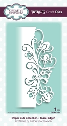 Creative Expressions - Die - Paper Cuts Teasel Edger