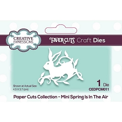 Creative Expressions - Die - Paper Cuts Mini Spring Is In The Air Die