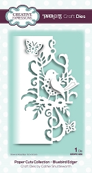 Creative Expressions - Die - Paper Cuts Collection Bluebird Edger
