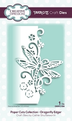 Creative Expressions - Die - Paper Cuts Collection Dragonfly Edger