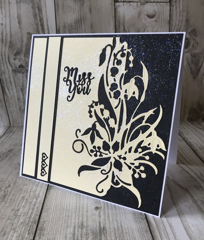 Creative Expressions - new Paper Cuts and Lisa Horton dies