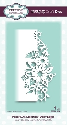 Creative Expressions - Die - Paper Cuts Collection Daisy Edger