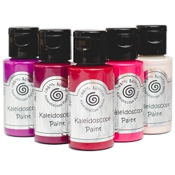 Cosmic Shimmer Kaleidoscope Paint Kit - Berry Burst - by Creative Expressions
