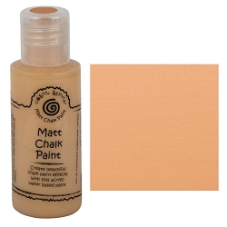 Cosmic Shimmer Matte Chalk Paint - Persian Orange - by Creative Expressions