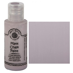 Cosmic Shimmer Matte Chalk Paint - Heather - by Creative Expressions