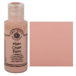 Cosmic Shimmer Matte Chalk Paint - Coral Glow - by Creative Expressions