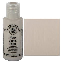 Cosmic Shimmer Matte Chalk Paint - Mushroom - by Creative Expressions