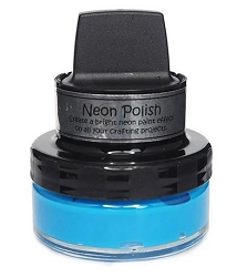 Creative Expressions - Cosmic Shimmer Bahama Blue Neon Polish