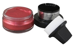 Creative Expressions - Cosmic Shimmer Gilding Polish - Rich Red