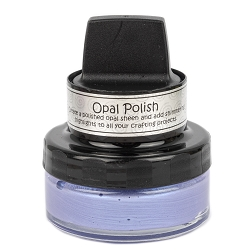 Creative Expressions - Cosmic Shimmer Opal Polish - Blue Wisteria