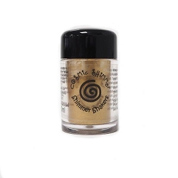 Creative Expressions - Cosmic Shimmer Shakers - Vintage Gold