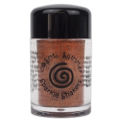 Creative Expressions - Cosmic Sparkle Shakers - Copper Glow