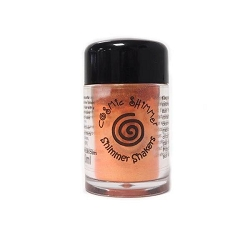 Creative Expressions - Cosmic Shimmer Shakers - Tangy Tangerine
