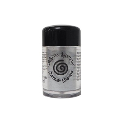 Creative Expressions - Cosmic Shimmer Shakers - Gunmetal