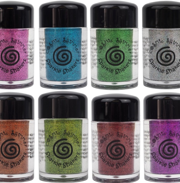 Cosmic Shimmer Sparkle Shakers