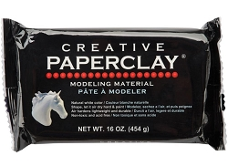 Creative Paperclay - 16oz.