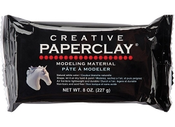 Creative Paperclay - 8oz.