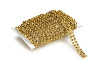 Darice - Bling on a Roll (3mm x 5yds) - Gold