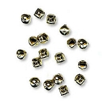 Darice-Jingle Bells-6mm Mini Gold
