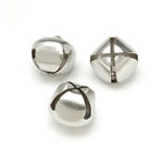 Darice-Jingle Bells-9.5mm Silver