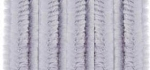 Darice-6mm Chenille Stems-Gray
