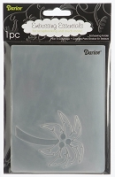 Darice-Embossing Folder- (Size A2) - Palm Tree