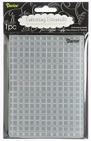 Darice-Embossing Folder- (Size A2) - Plaid