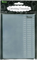 Darice Embossing Folder (Size A2) - Picket Fence