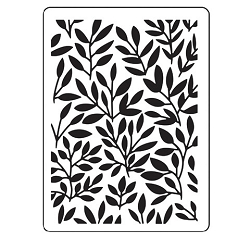 Darice Embossing Folder - (A2 Size) - Vine Background