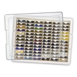 Darice - Bead Storage Solution - Case with tiny size containers