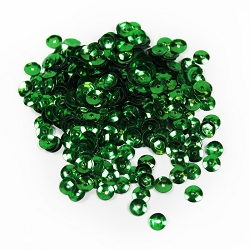 Darice - Sequins - 5mm - Kelly Green
