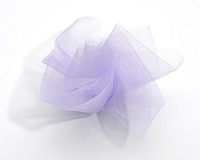 Darice - Tulle - 6 inch width - 25 yard roll - Lavender