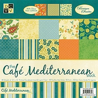 Die Cuts With A View - Café Mediterranean Collection - 12