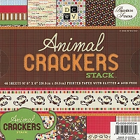 Die Cuts With A View -  Animal Crackers Collection - 8