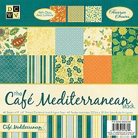 Die Cuts With A View - Cafe Mediterranean Collection - 8