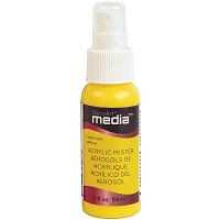 DecoArt - Mixed Media System - Primary Yellow Mister DMM03 (2 fl oz)