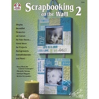Design Originals - Scrapbooking on the Wall 2 by Suzanne McNeill