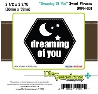Die-Versions Die - Sweet Phrases - Dreaming Of You