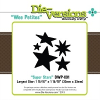 Die-Versions Die - Wee Petites - Super Stars