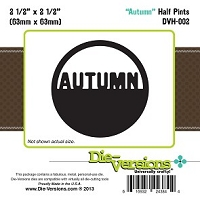 Die-Versions Die - Half Pints - Autumn