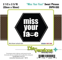 Die-Versions Die - Sweet Phrases - Miss Your Face