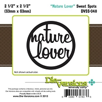 Die-Versions Die - Sweet Spots - Nature Lover