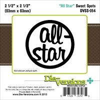 Die-Versions Die - Sweet Spots - All Star