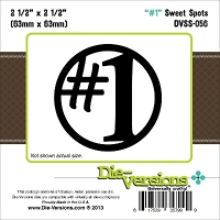 Die-Versions Die - Sweet Spots - #1