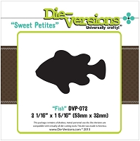 Die-Versions Die - Sweet Petites - Fish